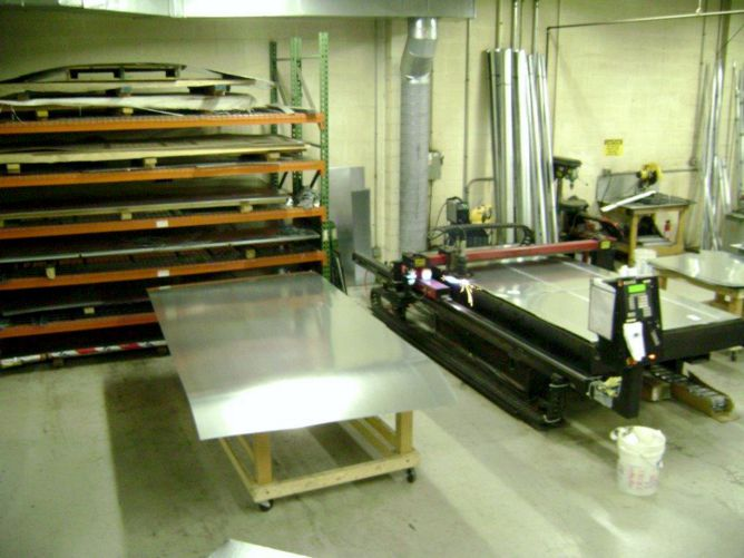 HVAC Ductwork Fabrication York PA