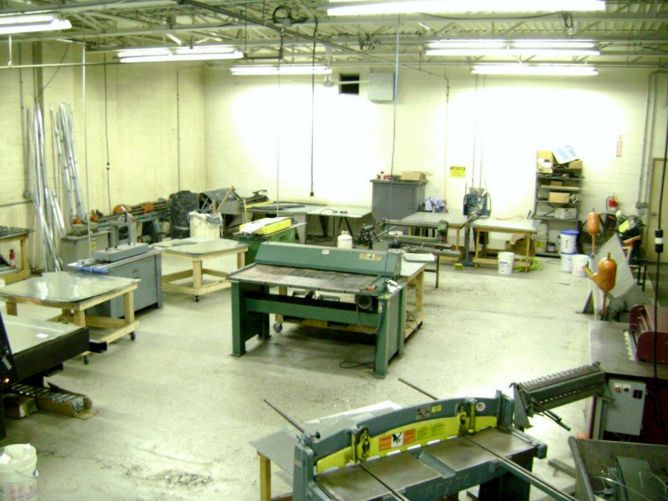 HVAC Sheet Metal Fabrication York PA