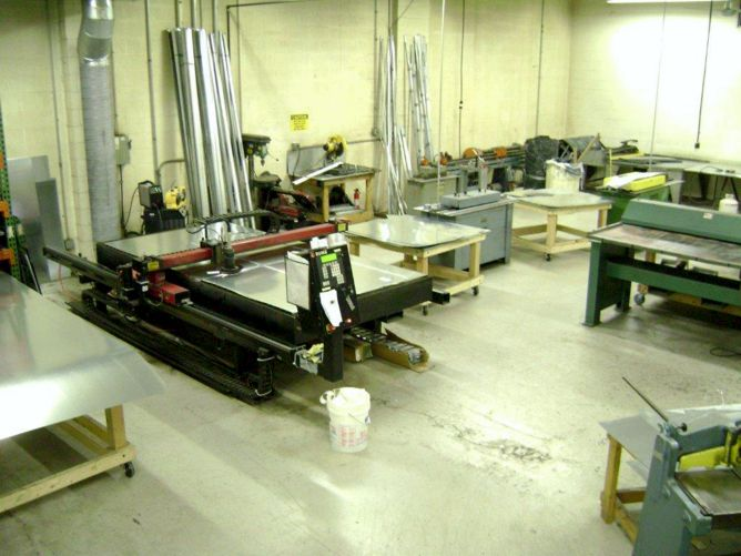 Sheet Metal Fabrication York PA
