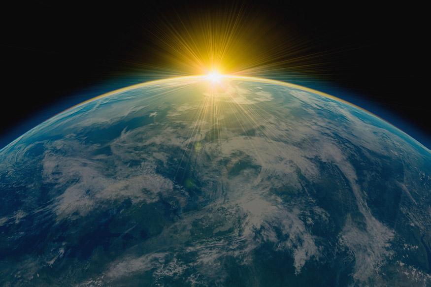 Earth Sunrise - Earth Day