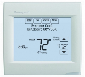 Honeywell VisionPro Wi-Fi Thermostats