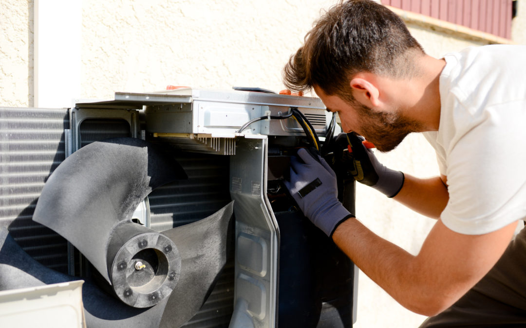 A Step-By-Step Guide on How to Clean an Outdoor AC Unit
