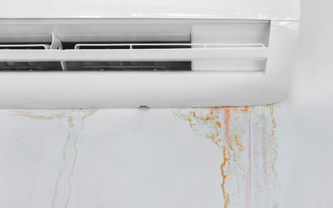 This is What You Should Know and Do About an Air Conditioner Leaking Water