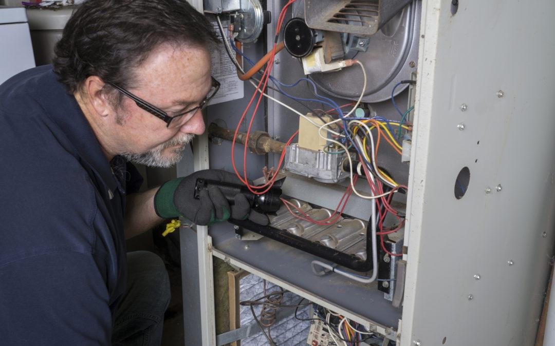 oil furnace maintenance