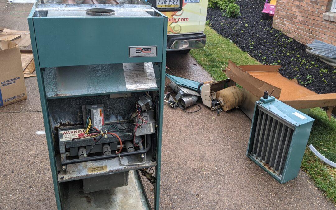 furnace repair york pa