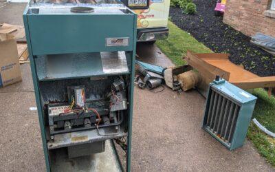Furnace Repair in York PA